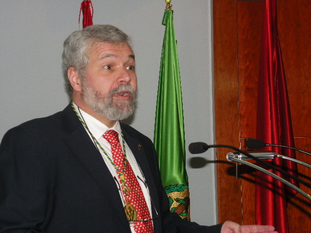 Conferencia del D. Tarazona Lafarga