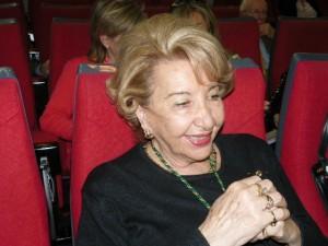 Mª Magdalena Galvez Morros (Secretaria de Actas)