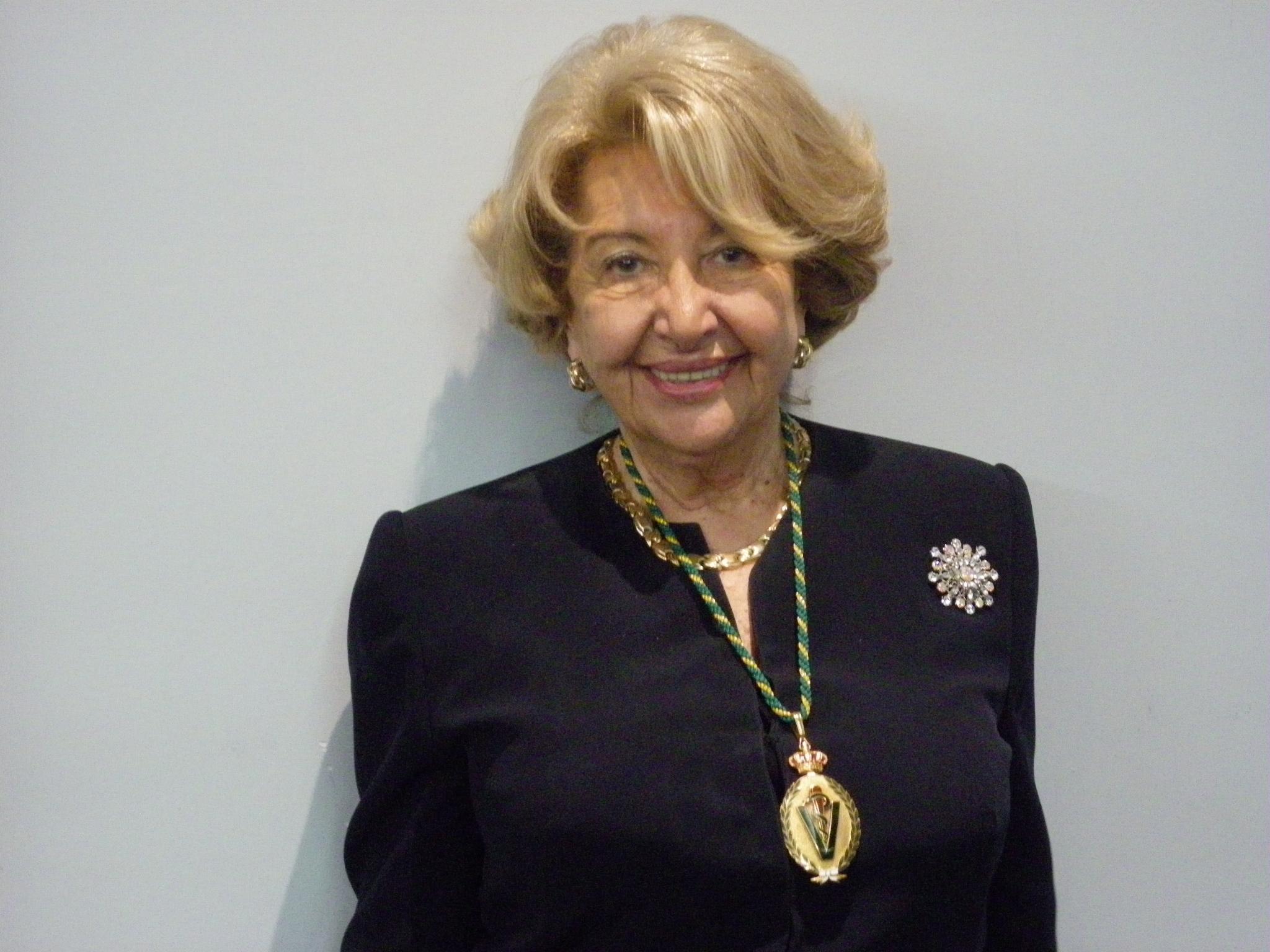 Excma. Sra. Dña. Magdalena Gálvez Morros
