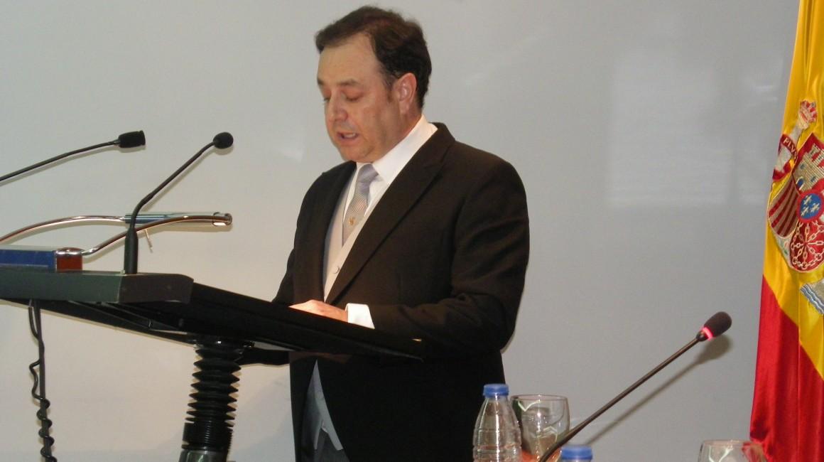 Ingreso Académico Correspondiente Ilmo. Sr. Dr. D. Raúl Sánchez Sánchez