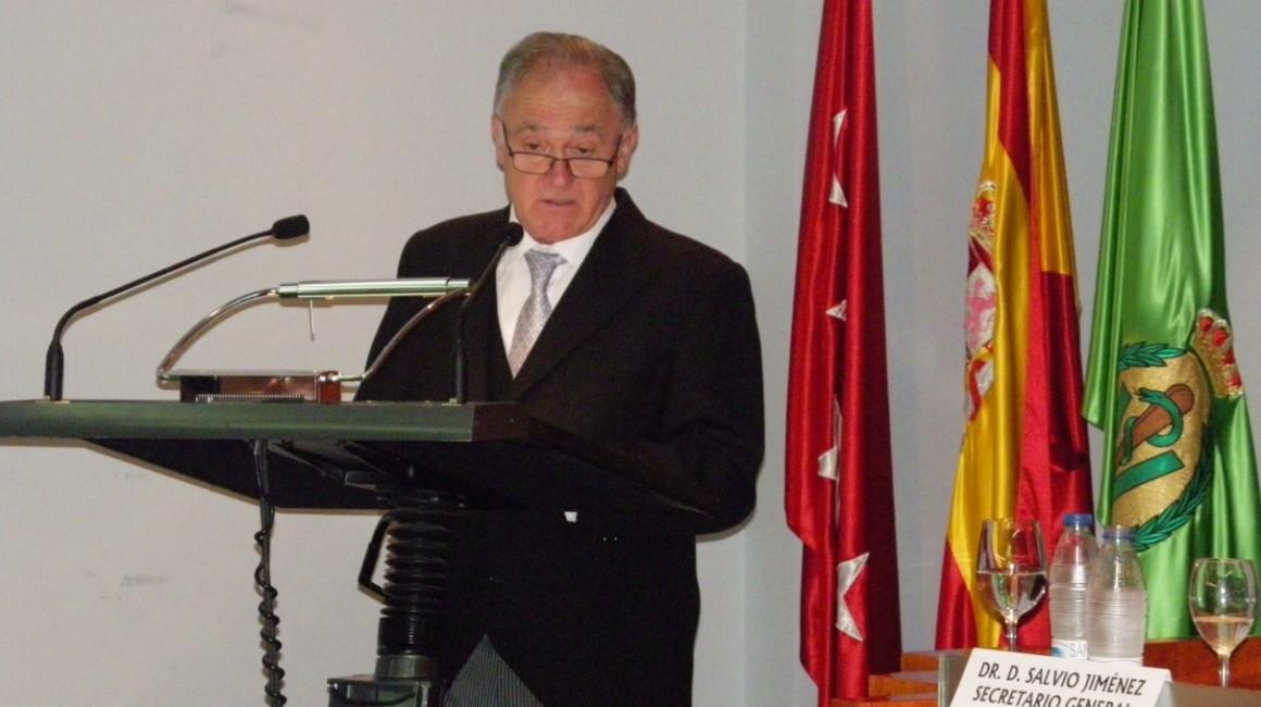 """L DR. FELIPE VILAS HERRANZ NOMBRADO """"ACADÉMICO DE HONOR"""" DE LA REAL ACADEMIA DE CIENCIAS VETERINARIAS DE ESPAÑA"""