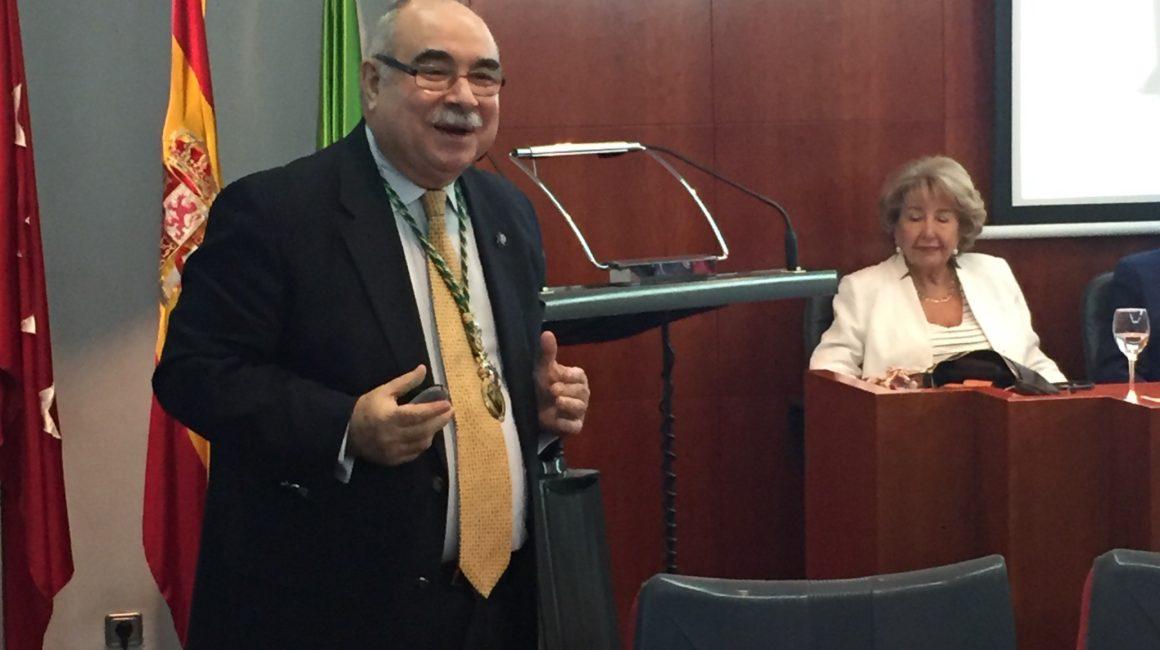 """Disponible la conferencia del Excimo. Sr. Dr. Luís Moreno Fernández-Caparrós sobre """"Corpus Lexicográfico Histórico sobre Albeitería"""""""