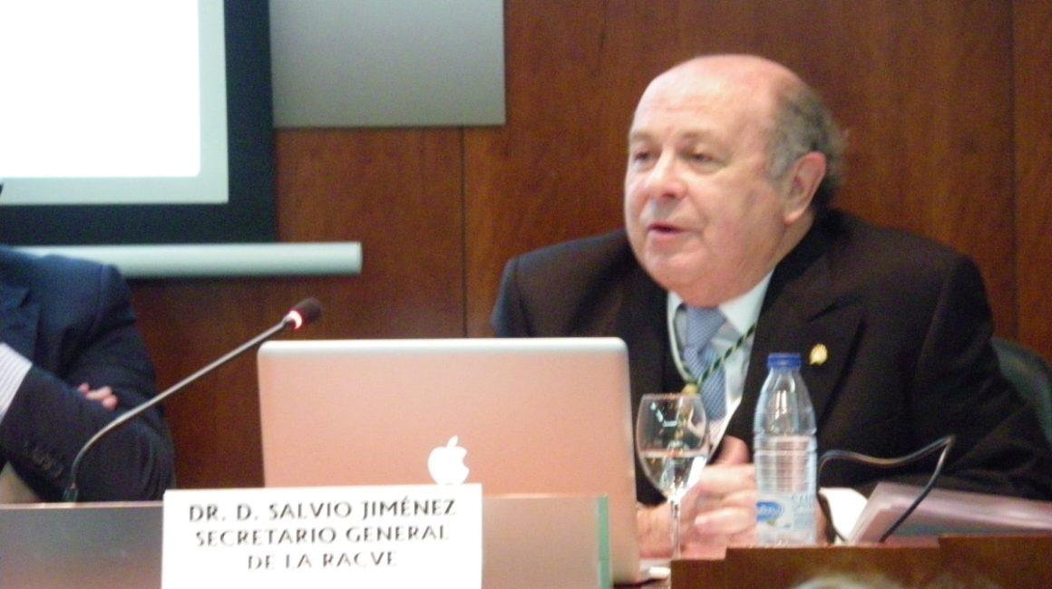 Disponible la lección inaugural del curso 2017. Excmo.Sr.D.Salvio Jiménez Pérez