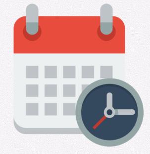 Cambio de horario de las sesiones de la RACVE