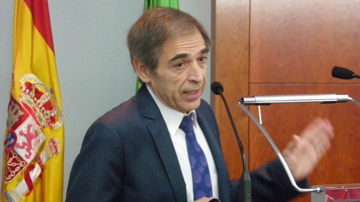 El Dr. Asensio Pérez interviene en la Real Academia de Ciencias Veterinarias de España