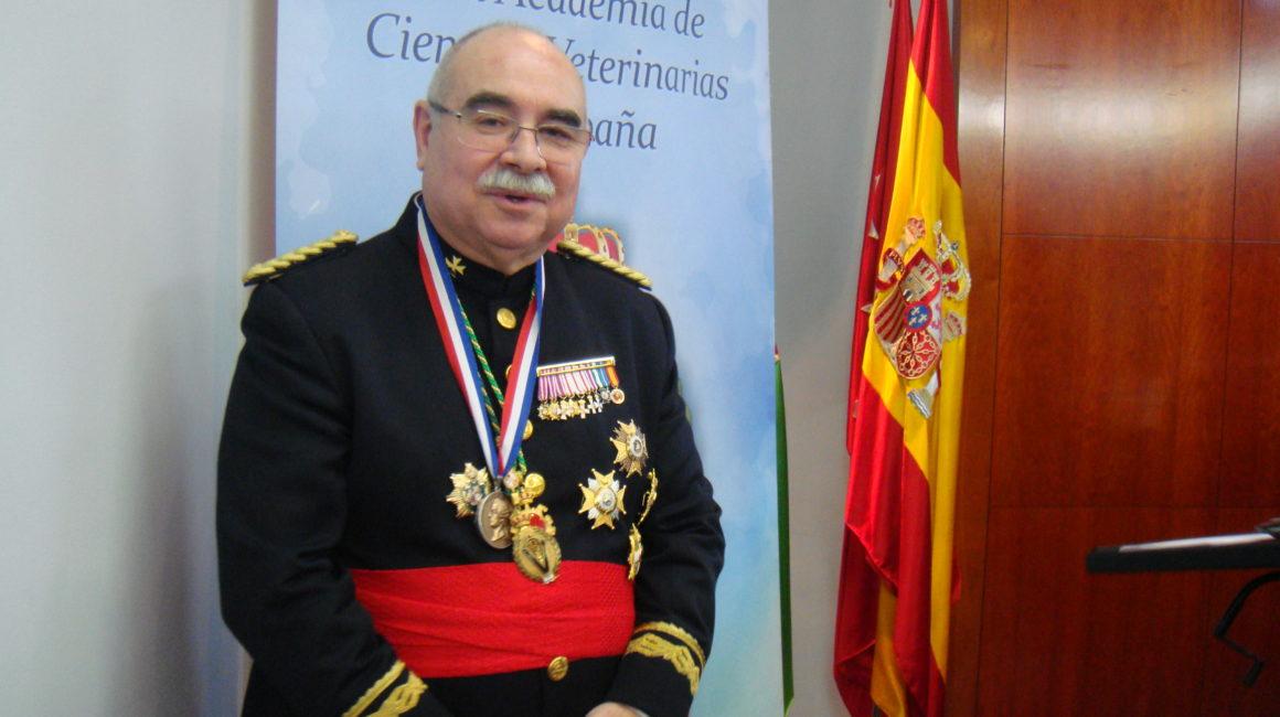 Real Academia de Ciencias Veterinarias de España: el Dr. Moreno Fernández-Caparrós pronuncia el discurso inaugural del curso académico 2018
