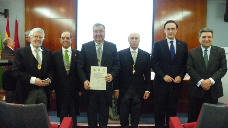 Nuevo Académico de Número: el Dr. Antonio Arenas Casas ingresa en la Real Academia de Ciencias Veterinarias de España