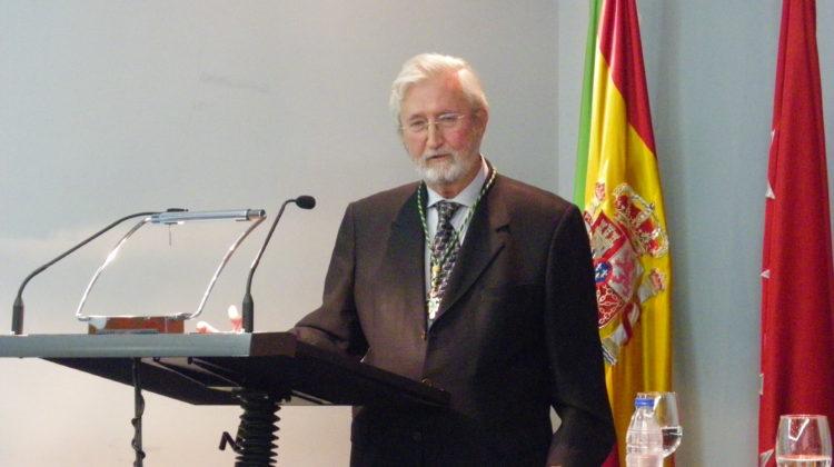 El Dr. Francisco Castejón Montijano interviene en la Real Academia de Ciencias Veterinarias de España