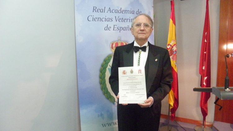 Inauguración del curso académico 2019 El Excmo. Sr. Dr. D. Juan Tamargo Menéndez pronuncia el discurso inaugural