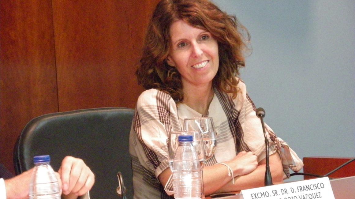 Prevención y tratamiento de las enfermedades víricas en acuicultura La Dra. Dra. D.ª Carolina Tafalla interviene en la Real Academia de Ciencias Veterinarias de España