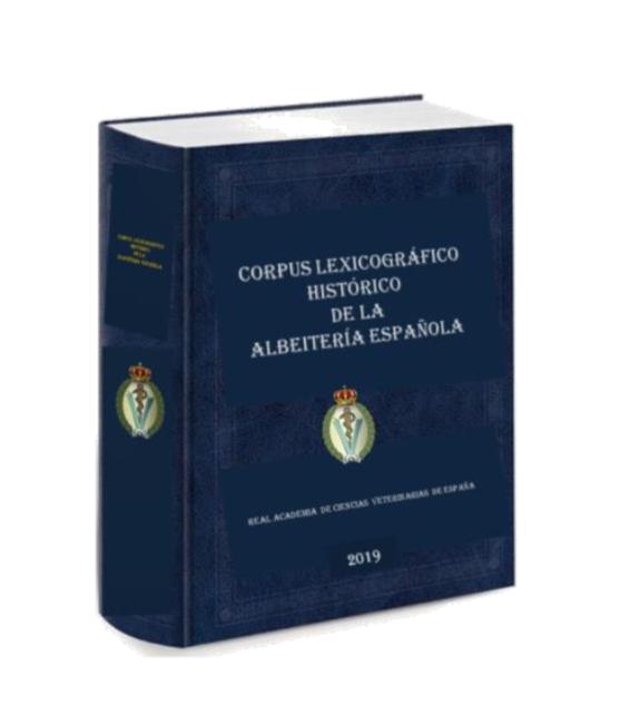 """Nueva actualización del """"Corpus lexicográfico histórico de la albeitería hispana"""""""