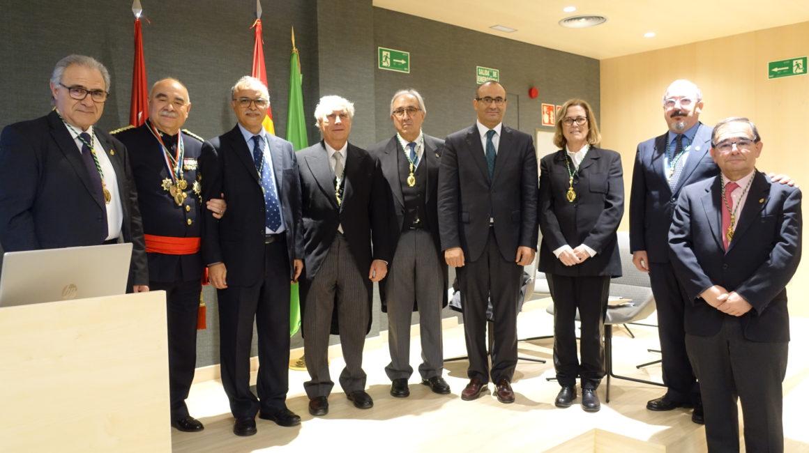 El Ilmo. Sr. Dr. D. Jamal Hossaini-Hilali nombrado académico correspondiente extranjero de la Real Academia de Ciencias Veterinarias de España