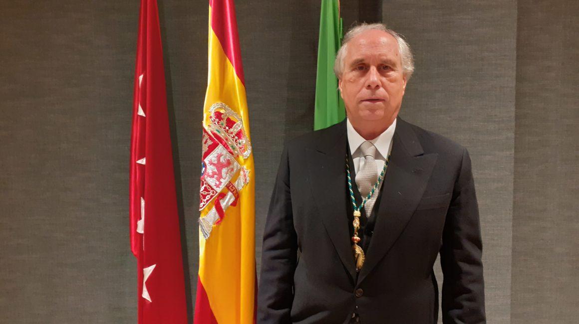 Renovación de cargos en la Real Academia de Ciencias Veterinarias de España: El Excmo. Sr. Dr. D. Arturo Anadón Navarro elegido presidente de la RACVE