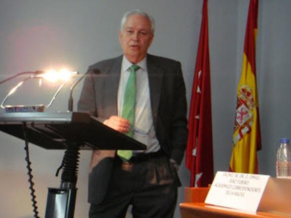 Fallece el Dr. Ismael Díaz Yubero, Académico correspondiente de la Real Academia de Ciencias Veterinarias de España