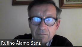 «Veterinaria, profesión sanitaria pendiente de especialidades» El Dr. Rufino Álamo Sanz interviene en la sede de la Real Academia de Ciencias Veterinarias de España