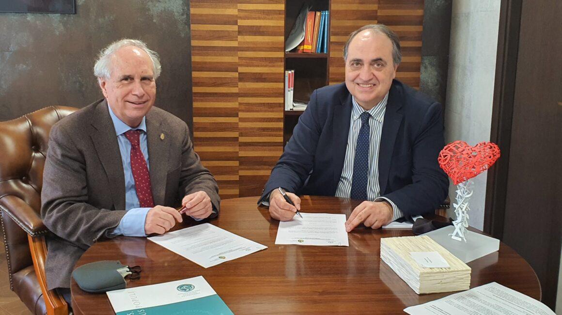 La RACVE y el Consejo General de Colegios Veterinarios de España firman el primer convenio marco de colaboración