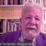 Melatonina: Posibilidades terapéuticas en el COVID-19. El Exmo Sr. Dr. D. Jesús Ángel Fernández-Tresguerres Hernández interviene en la sede de la Real Academia de Ciencias Veterinarias de España
