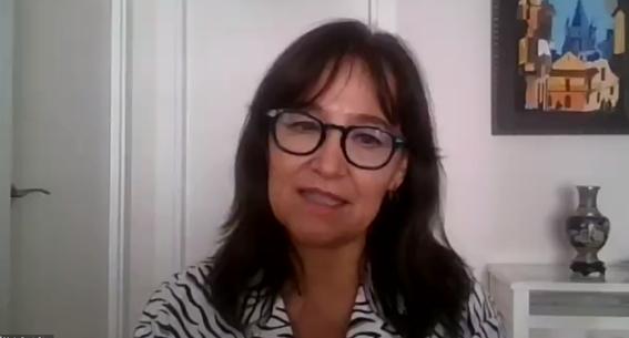 """""""Importancia y futuro de la profesión veterinaria en la seguridad alimentaria y en la nutrición"""" La Ilma. Sra. D.ª Marta García Pérez interviene en la sede de la RACVE"""